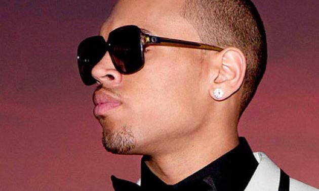 Chris Brown Dress Up
