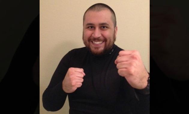 George-zimmerman-boxing
