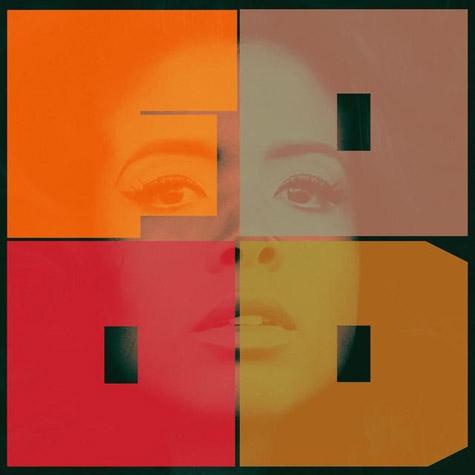 """Kelis """"Food"""" Album Cover"""