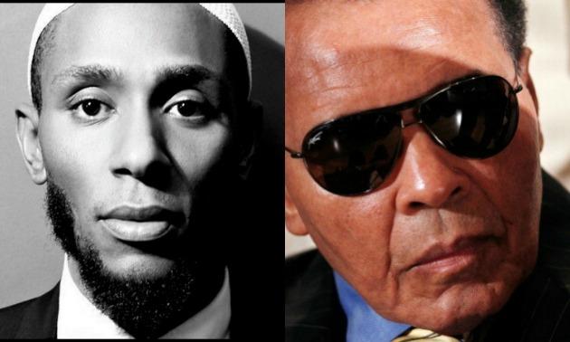 mos Def And Muhammad Ali
