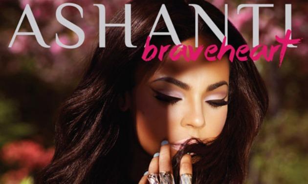 Ashanti Braveheart Cover