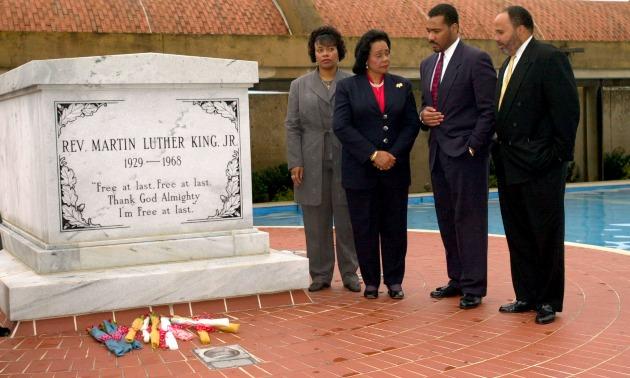 Dr. King's Children
