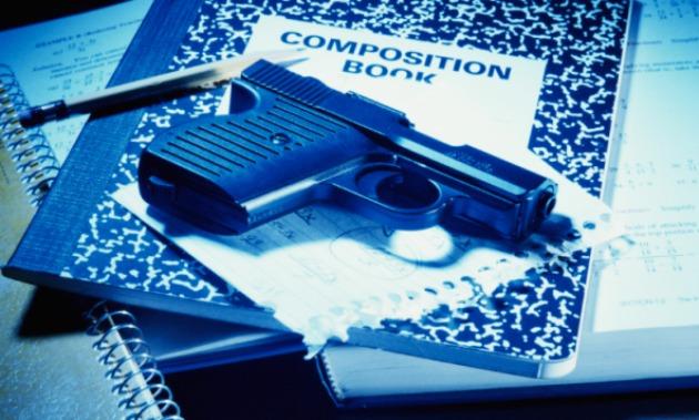 notebook-gun