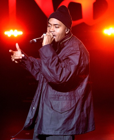 Nas Opening Night Concert - 2014 Tribeca Film Festival