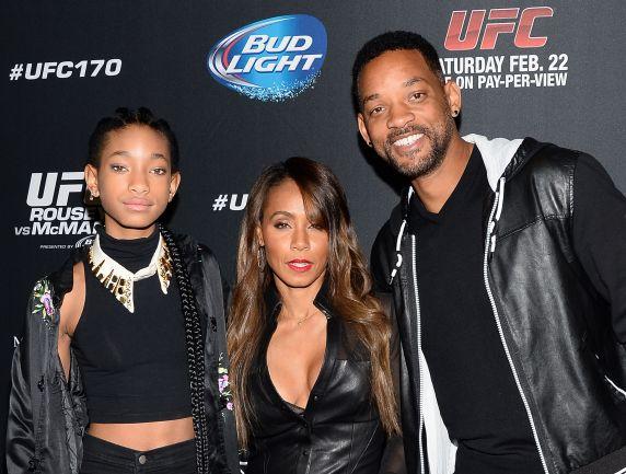 Celebrities Attend UFC 170 - Rousey v McMann