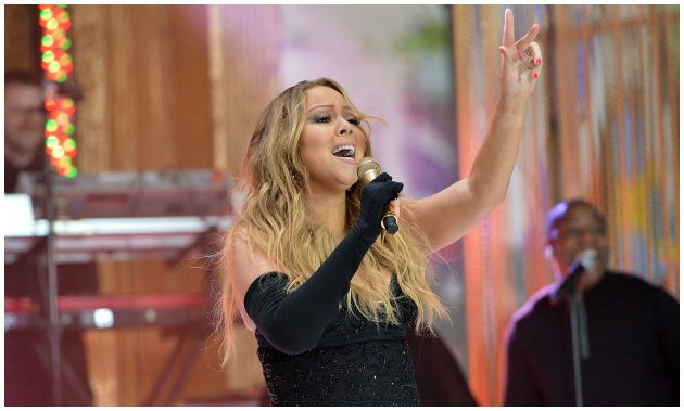 Mariah Carey Getty