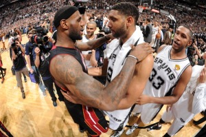 Miami Heat v San Antonio Spurs - 2014 NBA Finals Game Five