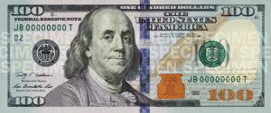 $100 bill - $100 bill