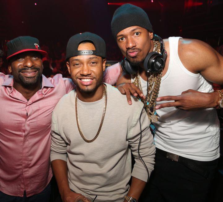DJ Irie Terrence Jenkins Nick Cannon