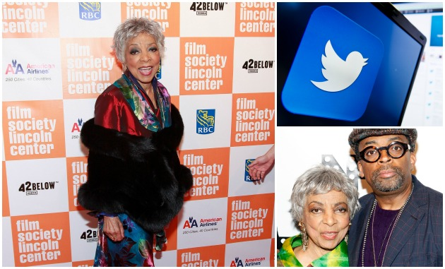 Ruby Dee Collage getty