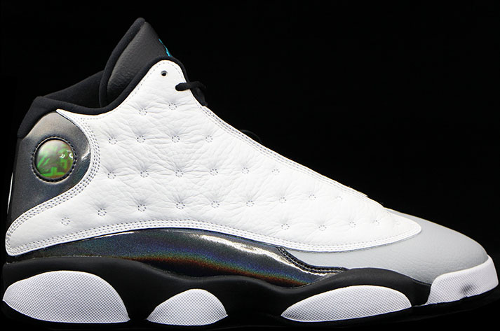 "Air Jordan 13 ""Hologram"""