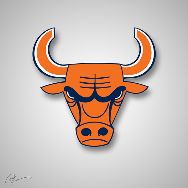 Chicago Bears X Chicago Bulls