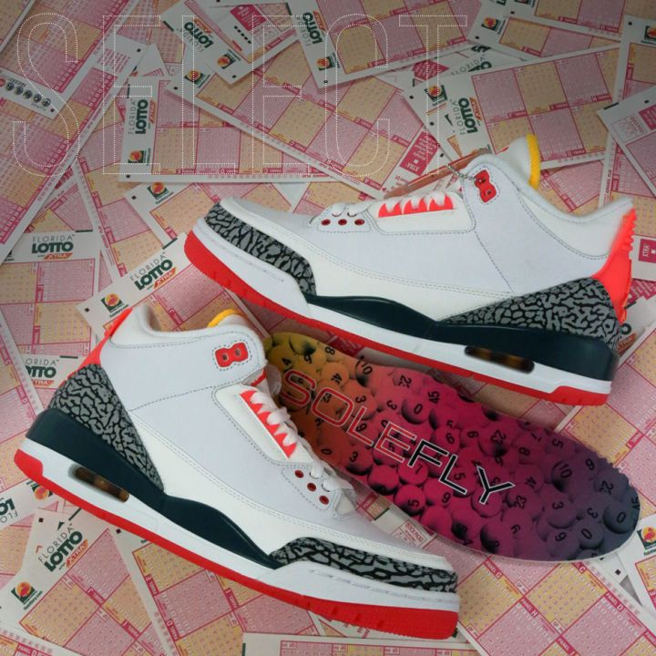 Air Jordan 3 x SoleFly