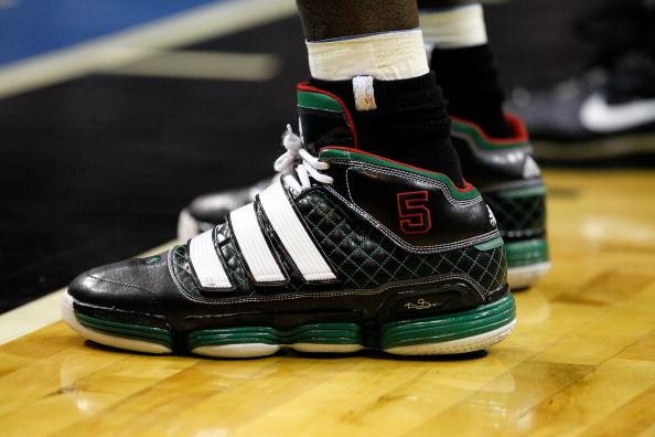 Boston Celtics v Orlando Magic, Game 5
