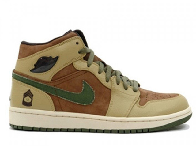 "Air Jordan 1 ""Armed Forces"""