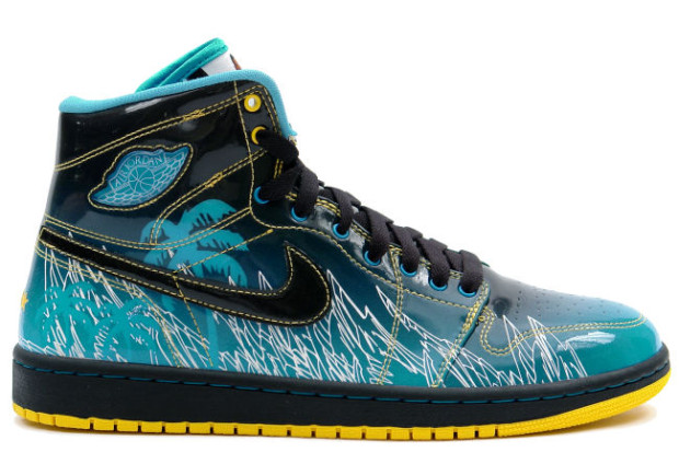 "Air Jordan 1 ""Doenbecher"""