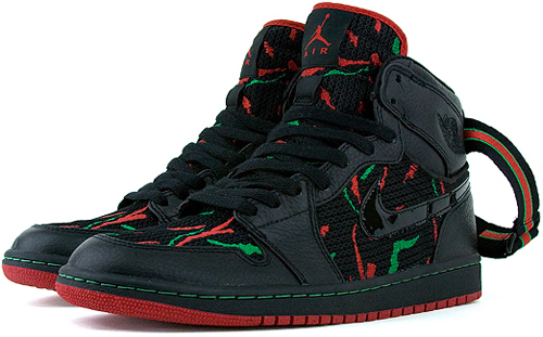 "Air Jordan 1 Hi-strap ""Low End Theor"""