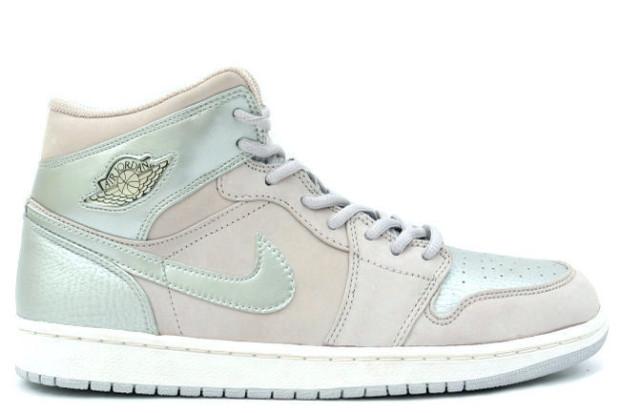 "Air Jordan 1 ""Silver Anniversary"""