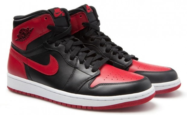 "Air Jordan 1 ""BRED"""
