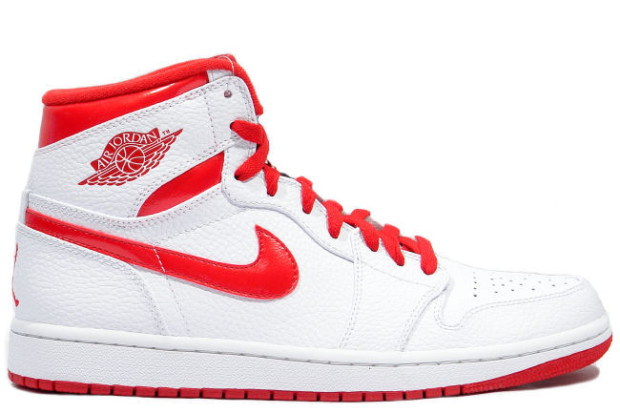 "Air Jordan 1 ""Metallic Red"""