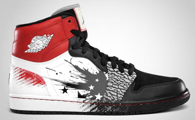 Air Jordan 1 x Dave White