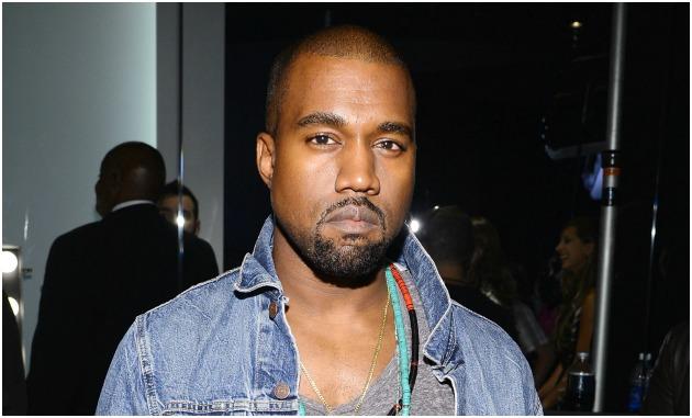 Kanye West Getty