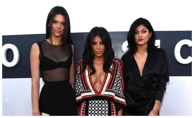 Kardashian's MTV VMA's 2014