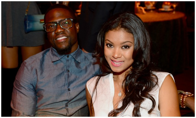 Kevin Hart Eniko Getty