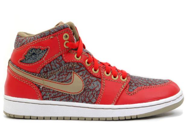 Air Jordan 1 x Levis