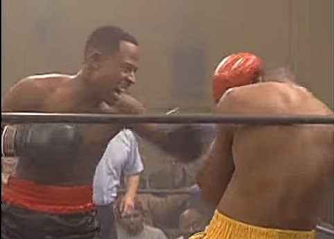 martin tommy hearns