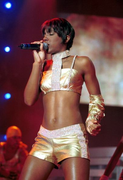 BEFORE: Kelly Rowland