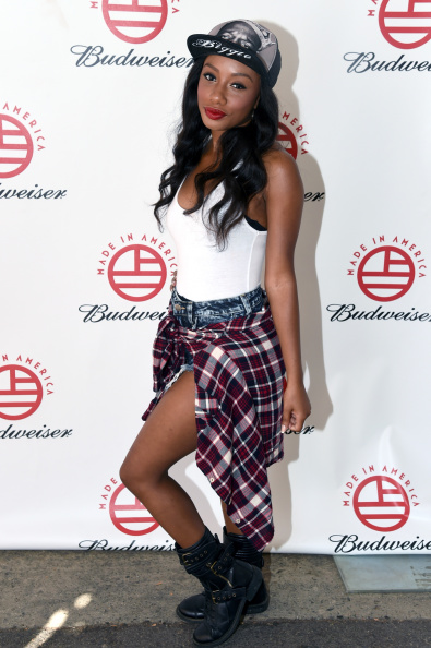 2014 Budweiser Made In America Festival - Day 2 - Backstage - Los Angeles
