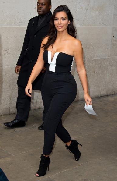 AFTER: Kim Kardashian