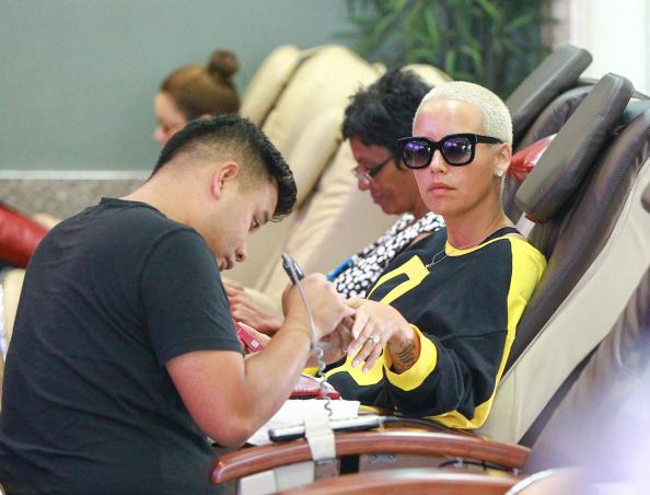 Celebrity Sightings In Los Angeles - September 04, 2014