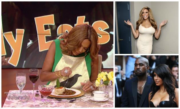 Wendy Williams Eats Crow Kim Kanye