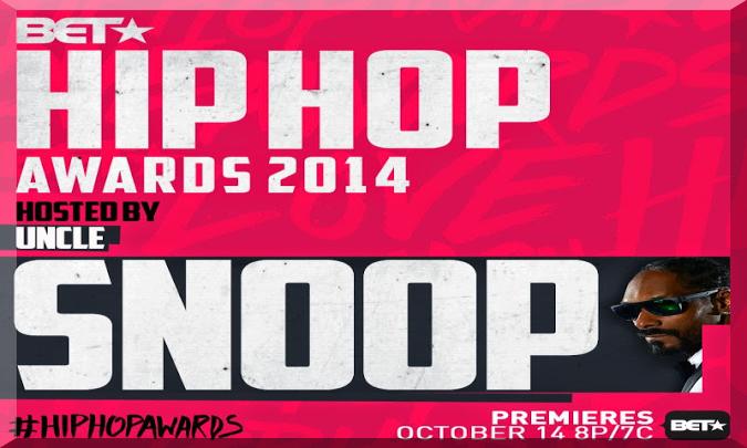 2014 BET Hip-Hop Awards (Artwork)
