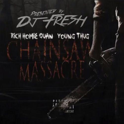Chainsaw Massacre (Artwork)