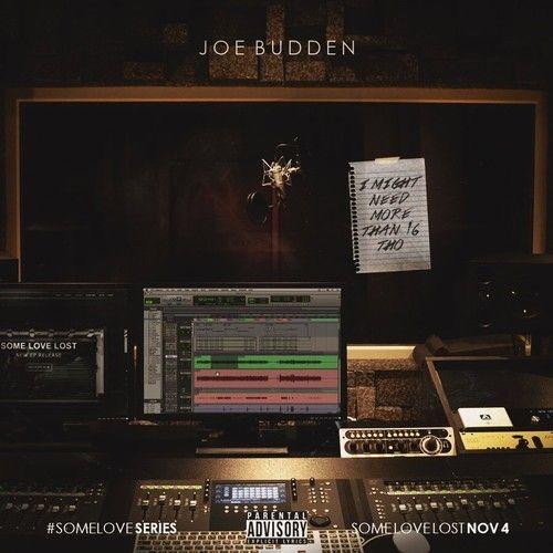 Joe Budden - 16 (Artwork)