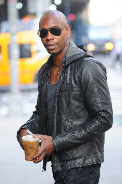 Celebrity Sightings In New York City - September 12, 2013
