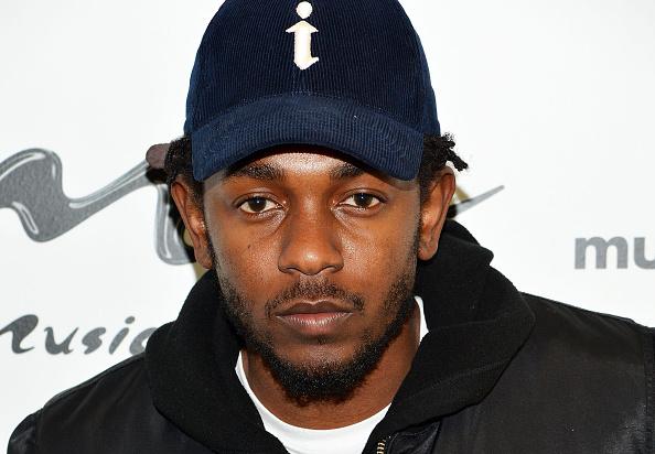 Kendrick Lamar Visits  Music Choice