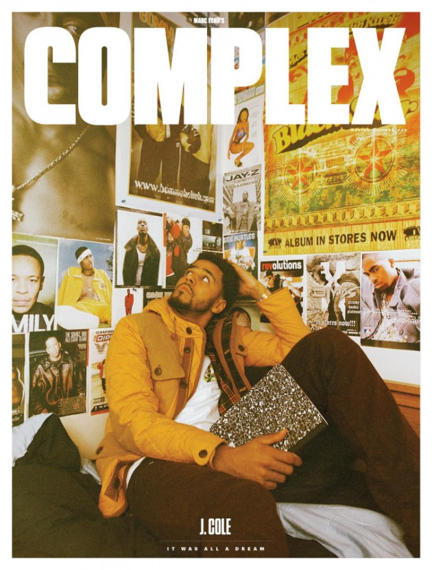 J. Cole Covers Complex