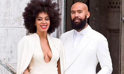 Solange gets married
