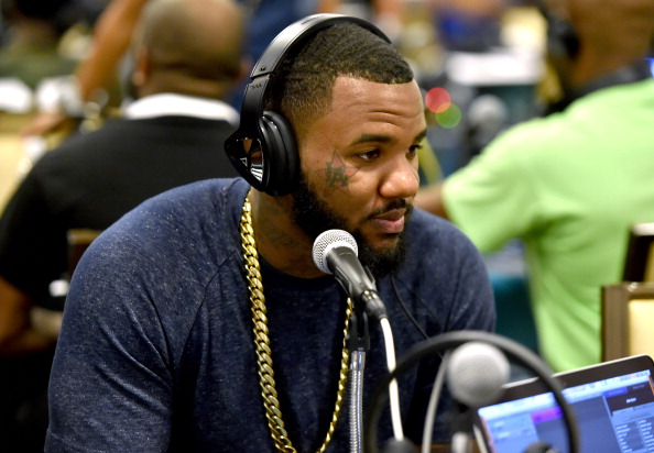 BET AWARDS '14 - Radio Broadcast Center - Day 1