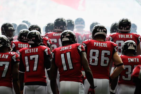 Detroit Lions v Atlanta Falcons