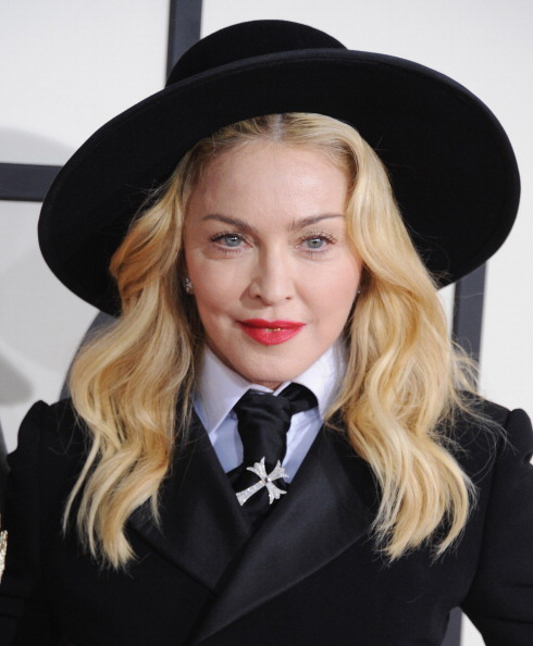 Madonna uses the N-word