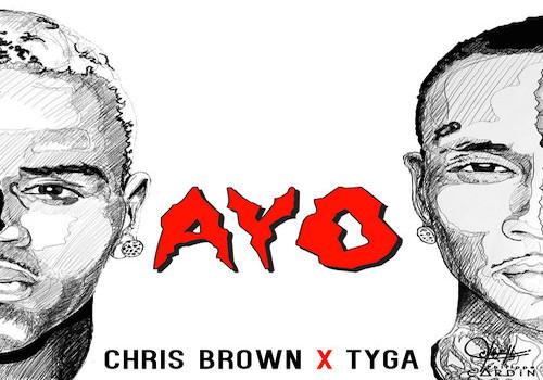 chris-brown-tyga-ayo-cover