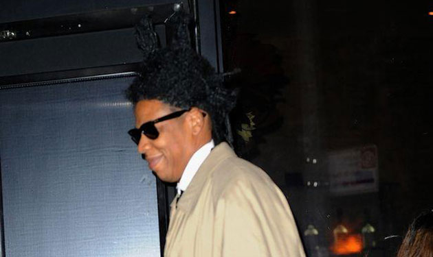 Jay Z Basquiat