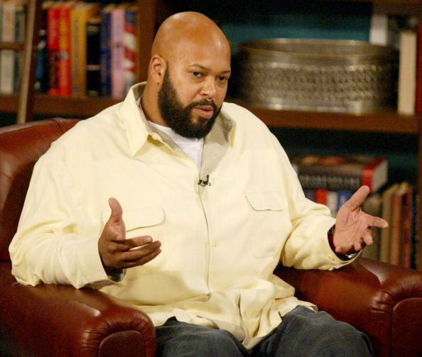 """Suge Knight Appears on """"The Late Late Show"""" with Guest Host D.L. Hughley - November 19, 2004"""