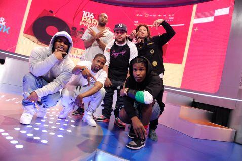 The A$AP Mob
