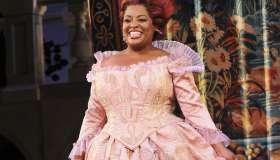 "Keke Palmer And Sherri Shepherd's Debut In ""Cinderella"" On Broadway"